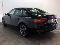 2013 AUDI A4 2.0 TDI 177 Black Edition 4dr