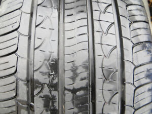 2 P225/45R17 ALL SEASON  TIRES $100.00 FOR BOTH