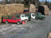 Firewood Delivery Driver