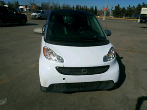 2014 SmartCar Fortwo Pure 46000 kms new brakes heated seats