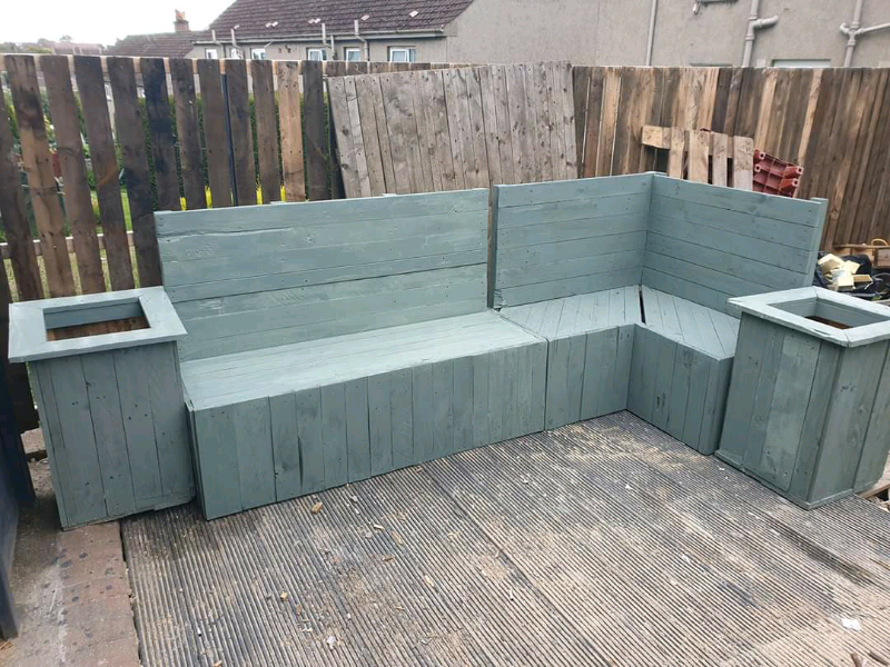 Garden Bench In Perth Perth And Kinross Gumtree