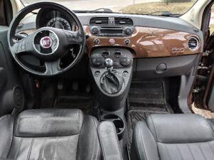 FIAT 500 2dr HB Lounge 2012  - Laval