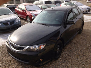 2008 SUBARU IMPREZA AWD ONE OWNER ONE YEAR WARRANTY