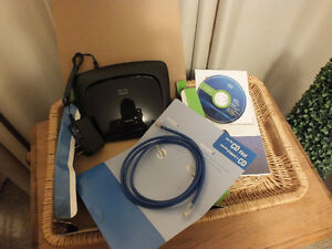 LINKSY'S WIRELESS ''N'' HOME ROUTER,.# WRT120N,..COMPLETE. Kitchener / Waterloo Kitchener Area image 1