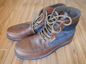Jack and Jones, leather boots