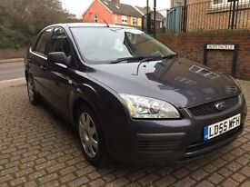 Ford Focus 1.6 TI-VCT LX (grey) 2005