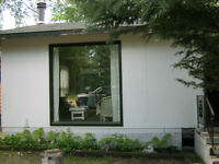 Cabin for Sale at Struthers Lake Regional Park
