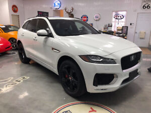 2017 Jaguar F-PACE S, SUV, Crossover
