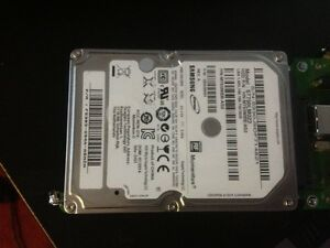 750gb Samsung spinpoint Hard drive 2.5 inch