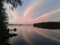 Vacation at quiet island with great fishing on Lake of the Woods