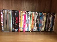 DVD selection of 30