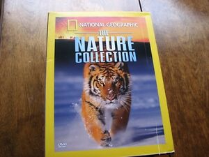 nature collection dvd set