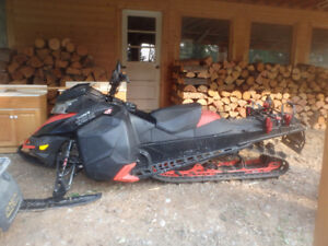 Skidoo Summit 800 XM 154