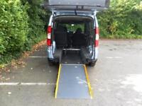 Fiat Doblo 1.4 8v Dynamic Wheelchair Accessible Vehicle WAV **Low Mileage**
