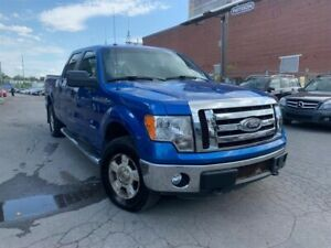 Ford F-150 4WD SuperCrew 2012