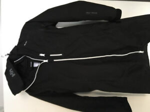 Women's Size Small Black  Helly Hanson Winter Coat with Hood