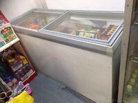 Shop display freezer for sale