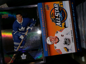 2018-2019 Tim Hortons Hockey Cards