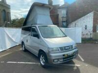 Ford Freda 2.5TD Automatic 4 Berth Camper Van Low Mileage Only 60k AA Approved
