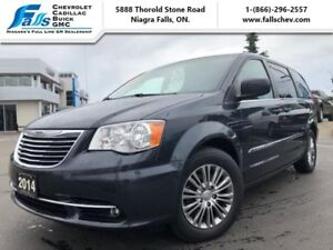 2014 Chrysler Town  Country Touring  DVD'S,LEATHER,NAV,POWER DOO