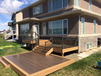 Quality Decks and Fences in Calgary, Airdrie and Area!