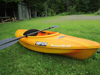 Kayak for sale  used once only