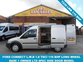 VAN T230 110 BHP L.W.B 1.8 TDCI 1 OWNER VAN 2013/13 REG