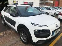 2014 (64) CITROEN C4 CACTUS 1.6 BLUEHDI FEEL 5DR