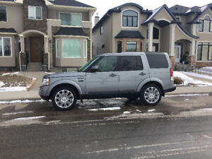 Land Rover LR4 LUX , One Owner, DVD, Warranty, Low financing