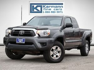 2014 Toyota Tacoma 4WD|Access Cab|Back Up Cam|Accident Free|