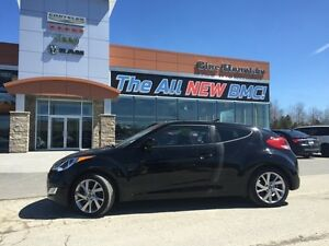 2016 Hyundai Veloster    ACCIDENT FREE, CERTIFIED/ETESTED, BLUET