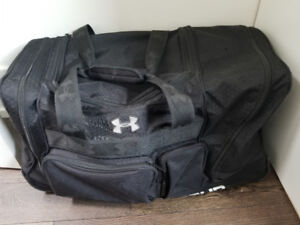 Under Armour XL Road Game Wheeled Duffle Bag