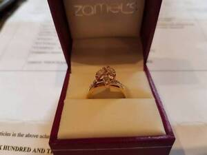 mazzucchelli 18 Carat Gold Ring Half price Hocking Wanneroo Area Preview