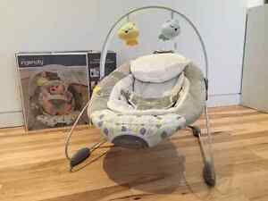 Baby Bouncer - Ingenuity - Automatic Bouncer - Winslow London Ontario image 1