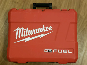 Milwaukee fuel cordless drill & impact