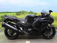 Kawasaki ZZR1400 ABS 2016 **1390 MILES!**