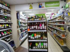 FOOD AND WINE SHOP FOR SALE