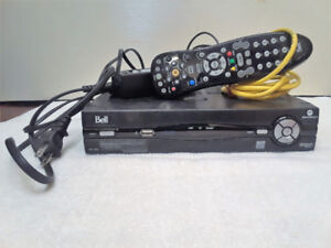 Bell Fibe Motorola VIP1200 HD PVR and HD Receiver