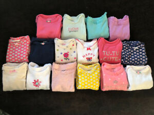 3 month Carter's baby girl clothes