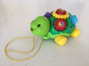 Tourni Turtle VTech - 9-36M - FRENCH EDITION