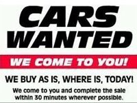 07910 034 522 WANTED CAR VAN 4x4 SELL MY BUY YOUR SCRAP FOR CASH fog