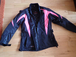 Ladies GearX Motorcycle Jacket  XS-Small