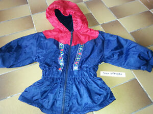 Girls Spring jacket - size 24 months