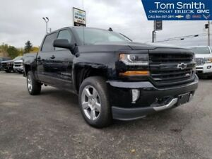 2018 Chevrolet Silverado 1500 LT  - Leather Seats