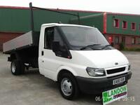 2006 Ford TRANSIT 350M Manual Chassis Cab