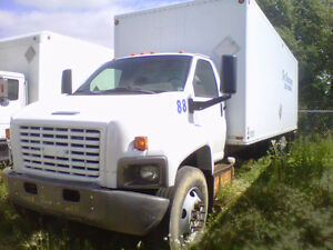 2004 GMC C7500 Cab and Chassis
