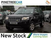 2010 LAND ROVER FREELANDER 2 2.2 TD4 GS 5dr Auto