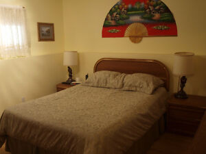 Fully furnished room available in Sept in Westpointe.
