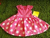 Baby girl beautiful dress age 18-24 mths