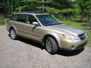 2008 Subaru Outback Familiale